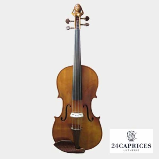 Alto, violoncelle, contrebasse - lutherie 77