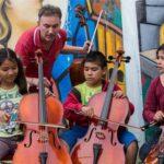 La Banda de Musica, Partenaire musique