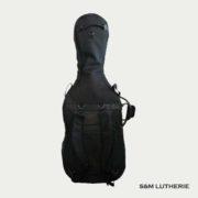 Housse violoncelle de bonne qualité, luthier 77