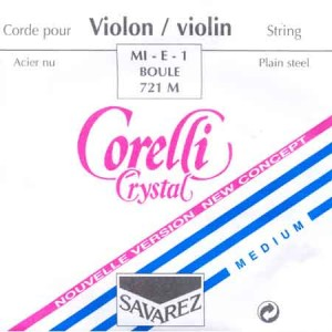 Corelli Crystal cordes pour alto ou violon