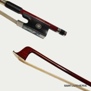 Archet violon en carbone haut de gamme - Seine et Marne Lutherie