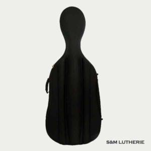 Coque violoncelle milieu de gamme sélectionné par le luthier 77