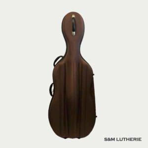 Coque violoncelle de bonne qualité sélectionné par le luthier 77