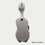 Luthier en Seine et Marne - Etui rigide violoncelle haut de gamme