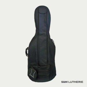 Housse violoncelle haut de gamme sélectionné par le luthier 77