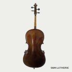 Violoncelle réglé par Seine et Marne Lutherie
