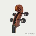 Violoncelle d'étude haut de gamme Seine et Marne Lutherie
