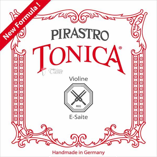 Cordes Tonica pour violon sélectionnés par le luthiers